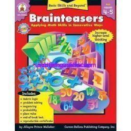 Brainteasers Applying Math Skills in Innovative Ways