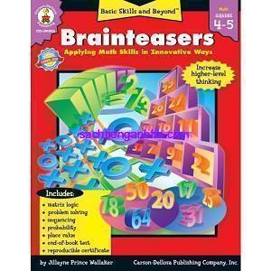 Brainteasers Applying Math Skills in Innovative Ways