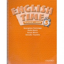 English Time 5 Teacher's Book