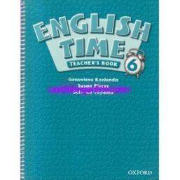 English Time 6 Teacher's Book
