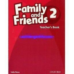 Family and Friends 2 Teacher's Book