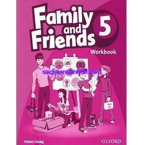 Family and Friends 5 Work Book