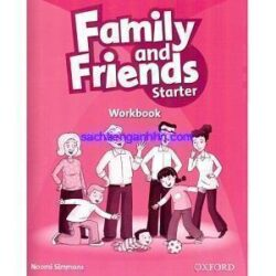 Family and Friends Starter Work Book