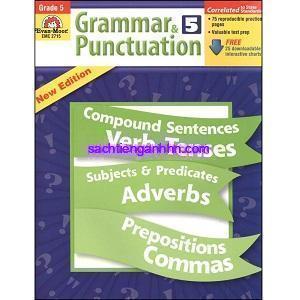 Grammar & Punctuation Grade 5