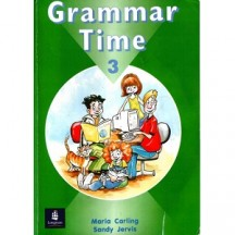 Grammar Time 3 Student's Book
