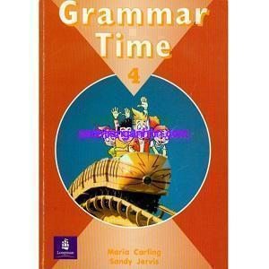 Grammar Time 4 Student's Book