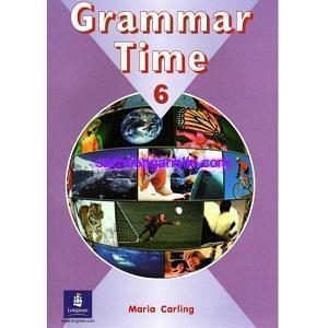 Grammar Time 6 Student's Book