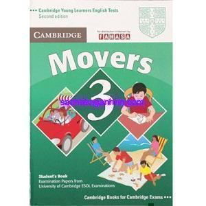 Movers 3 Student's Book
