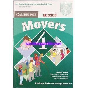 Movers 4 Student's Book