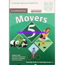 Movers 5 Student's Book