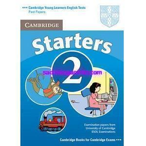 Starters 2 Student's Book