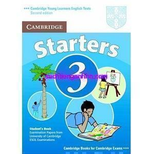 Starters 3 Student's Book