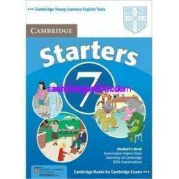 Starters 7 Student's Book