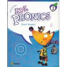 Efl Phonics 2 Short Vowels New Edition