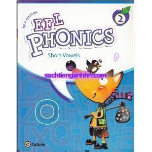 Efl Phonics 2 Short Vowels New Edition