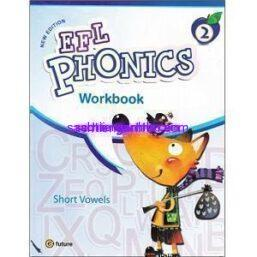 Efl Phonics 2 Short Vowels Workbook