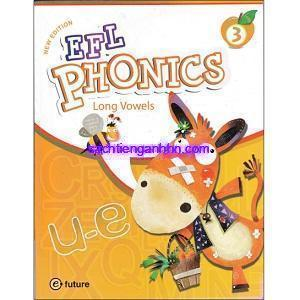 Efl Phonics 3 Long Vowels New Edition