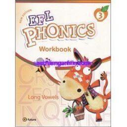 Efl Phonics 3 Long Vowels Workbook