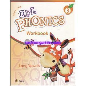Efl Phonics 3 Long Vowels Workbook