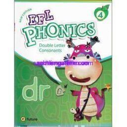 Efl Phonics 4 Double Letter Consonants New Edition