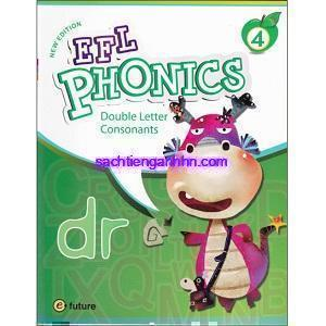 Efl Phonics 4 Double Letter Consonants New Edition