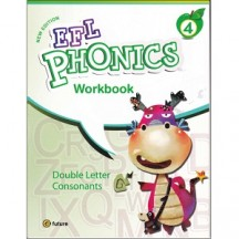 Efl Phonics 4 Double Letter Consonants Workbook