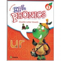 Efl Phonics 5 Double Letter Vowels New Edition