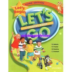 Let's Go Begin Student's Book 3rd Edition
