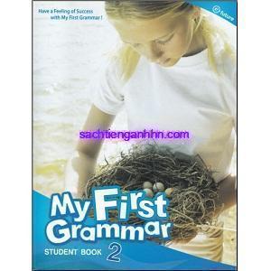 My First Grammar 2 Student Book