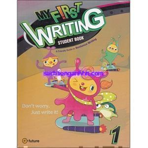My First Writing 1 Student Book