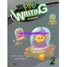 My First Writing 2 Workbook