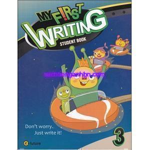 My First Writing 3 Student Book