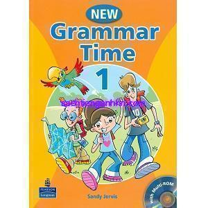 New Grammar Time 1 Student Book