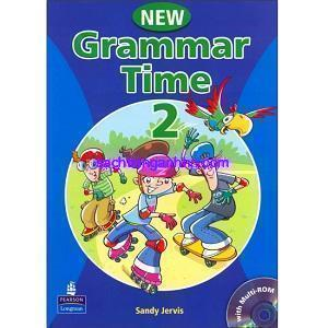 New Grammar Time 2 Student Book
