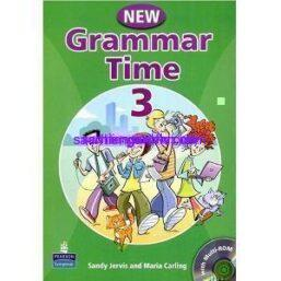 New Grammar Time 3 Student Book