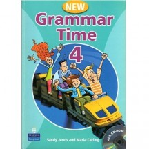 New Grammar Time 4 Student Book