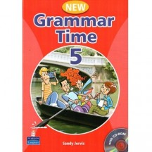 New Grammar Time 5 Student Book