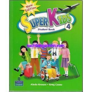 SuperKids 4 Students Book New Edition