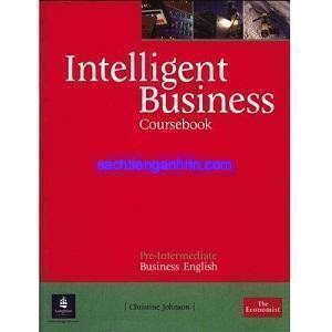 Intelligent Business Coursebook Pre-Intermediate