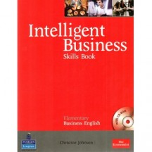 Intelligent Business Skills Book (Elementary) bia 1