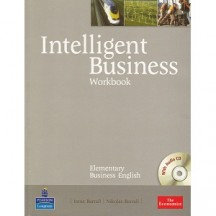 Intelligent Business Workbook (Elementary Business English) b1