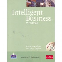 Intelligent Business Workook Pre-Intermediate b 1