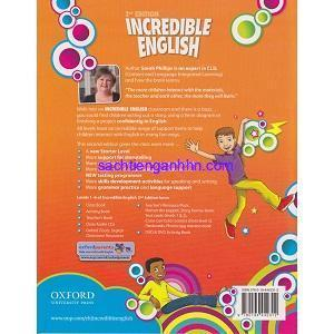 incredible english 4 class book 2nd edition s