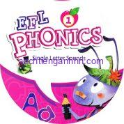 EFL Phonics 1 Single Letter Sounds Audio CD
