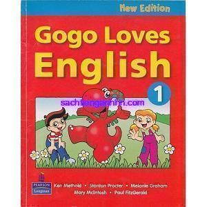 Gogo Loves English 1 Student's Book