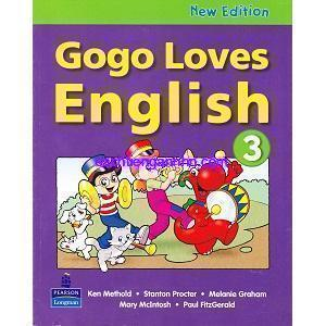 Gogo Loves English 3 Student's book new edition