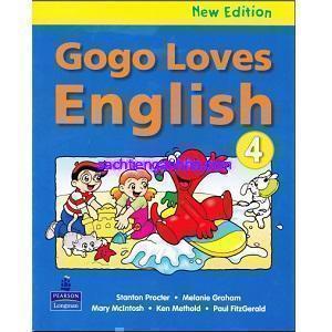 Gogo Loves English 4 Student's book new editon
