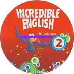 2nd edition Incredible English 2 Audio Class CD 1