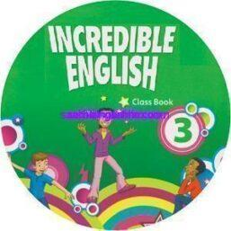 Incredible English 3 2nd edition Audio Class CD1 Unit 1-3