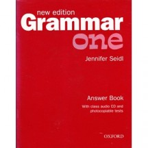 Grammar One Answer Book New Edition - Oxford